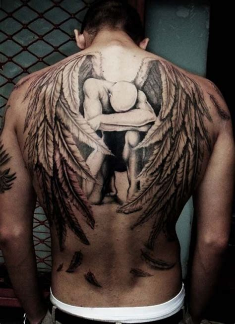 tattoo inspiration wings angel wing tattoo men angel s wings tattoo tattoos