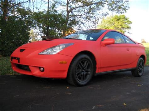 car owners manuals for sale 2000 toyota celica head up display used 2000 toyota celica for sale by owner in kinsman oh 44428