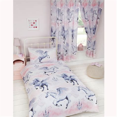 single duvet covers and matching curtains stardust unicorn duvet cover sets matching curtains