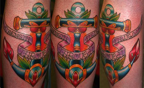 hope gallery tattoo gallery tattoos tim harris strength