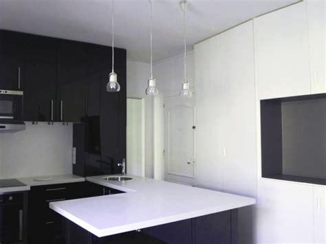 am駭ager un salon cuisine de 30m2 un deux pi 232 ces de 30 m2 optimis 233