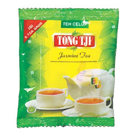 Teh Celup Tong Tji tong tji teh celup melati tea 5 ct 2 gr 10 gram