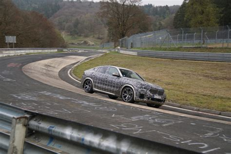 Bmw 2020 Model Year Schedule by Testing At Nurburgring The 2020 Bmw X6 Sports Activity Coupe