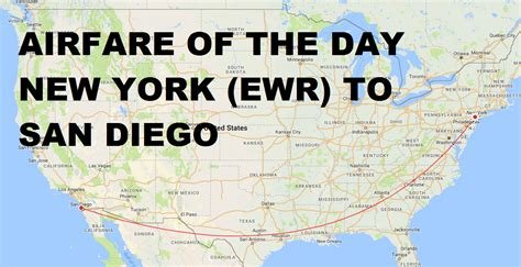 airfare of the day alaska airlines new york ewr to san diego economy class 119 one way