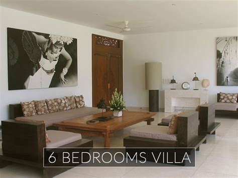 bali 6 bedroom villa private villas chocolat bali 2 5 6 8 bedrooms seminyak