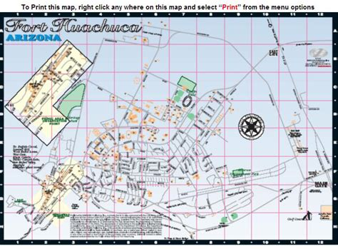 fort huachuca map command gt units gt southwest gt matsg 22 gt mardet