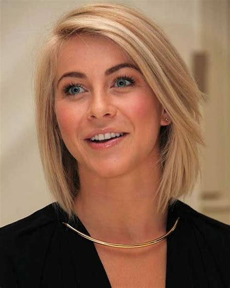 how to style julianne houghs short haircut short bob haircuts 2018 julianne hough s short bob