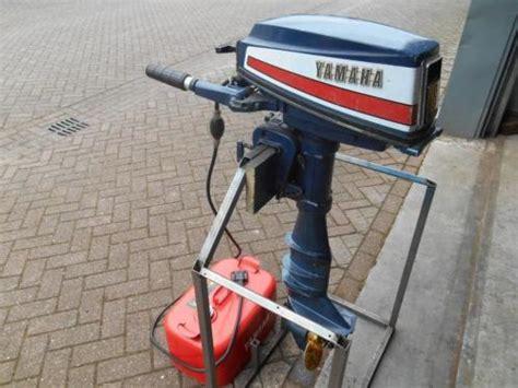 buitenboordmotor 8 pk yamaha 8 pk langstaart advertentie 688910