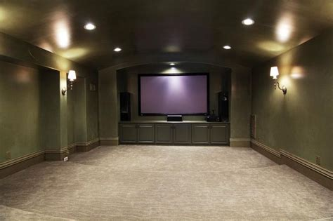 Home Theater Ceiling Lighting Martha Turner Properties 5566 Cedar Creek Dr Basement Living Home Plush And