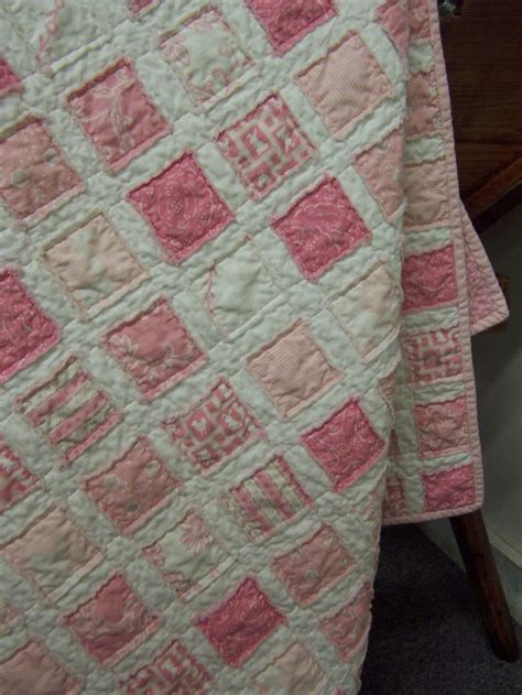 How To Wash Handmade Quilts - easy baby quilt quilting white