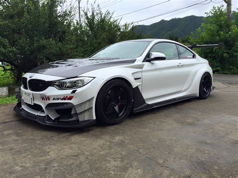 bmw m4 widebody varis introduces widebody bmw m4 gtspirit