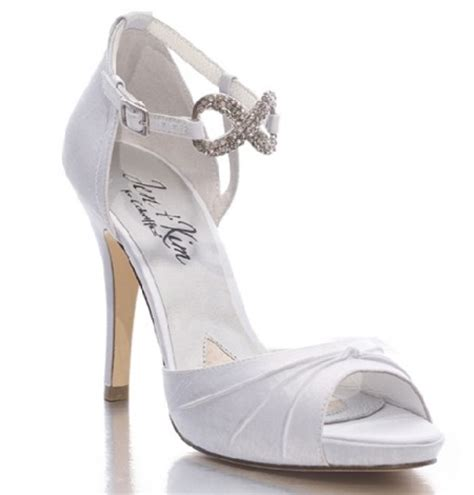 White Wedding Heels by White Wedding Heels