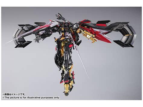 Bandai Metal Build Converge Astray Frame Gundam metal build gundam astray gold frame amatsu mina by bandai