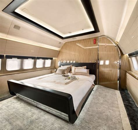 private jet with bedroom 17 of the most beautiful private jets interiors in 2013