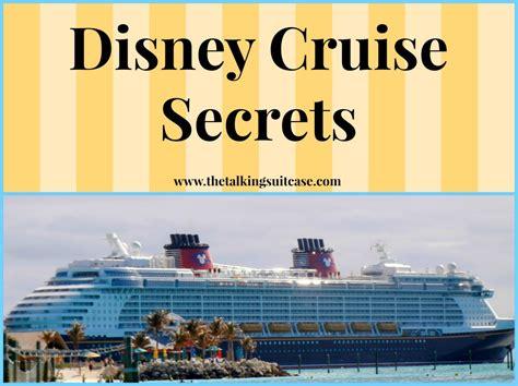 secret tips disney cruise secrets i disney cruise tips and tricks