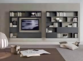 wohnzimmerm 246 bel tv st 228 nder b 252 cherschrank hohe design