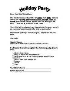 Break Letter Spanish christmas party letter to parents jrbh christmas valentine letter to