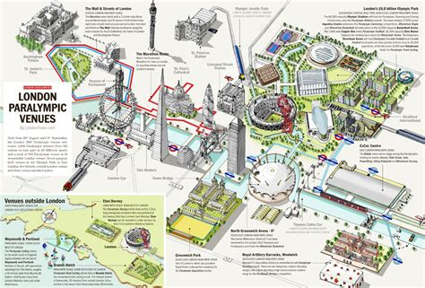 layout of excel london london paralympics map londontown com