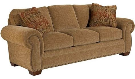 Upholstery Fabric Sofa by Broyhill Furniture Cambridge Traditional Style