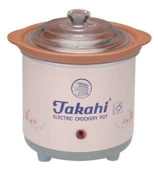 Takahi Pot Pengganti 0 7l By takahi 0 7l electric crockery pot 1188 pink hr lazada