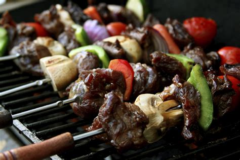 top five ways to build a shish kabob the truly hawaiian