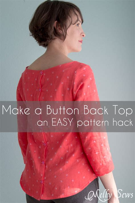 how to make the best of a small bedroom how to make a button back top shoreline boatneck pattern