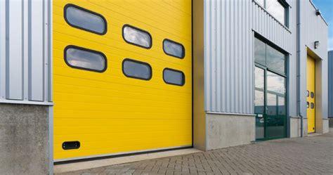 sectional roller shutter doors industrial doors north west commercial door installers