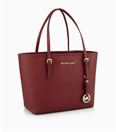 Restock Mk Jetset 8921 begalicious frenzy pre order michael kors small jet set saffiano travel tote