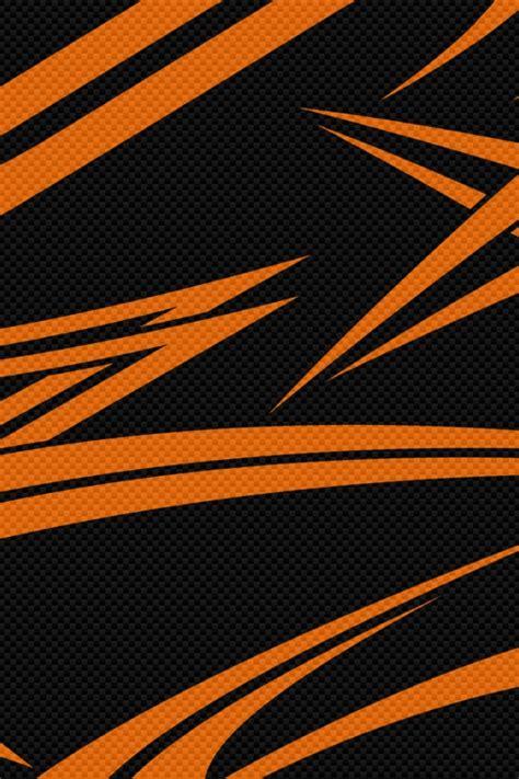 black orange carbon iphone  wallpaper