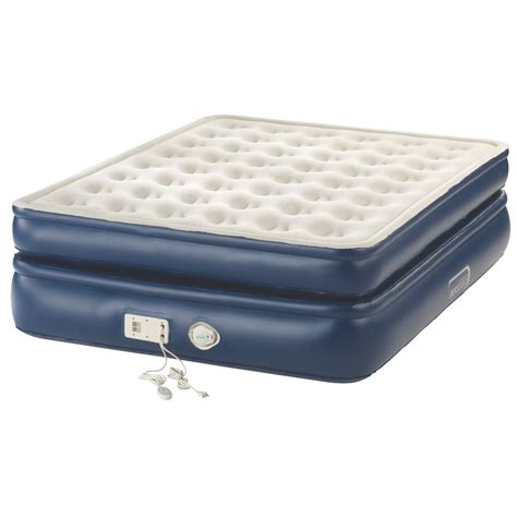 aerobed bed with built in size air mattress best air mattress aerobed
