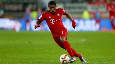 Douglas Costa Vid 233 O Douglas Costa Enorme Rat 233 Avec Le Bayern Munich