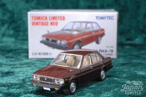 Tomica Limited Vintage Neo 164 Lv N135a Toyota Corolla 1800se tomica limited vintage neo lv n135a 1 64 toyota corolla