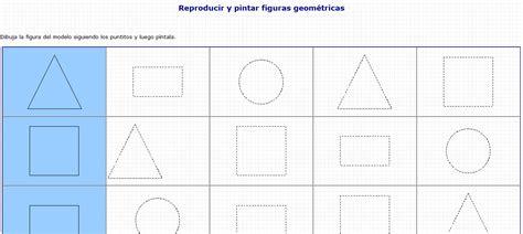 imagenes abstractas geometricas para pintar reproducir y pintar figuras geom 233 tricas recurso