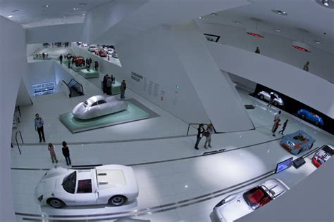 porsche museum plan porsche germany delivery plan library
