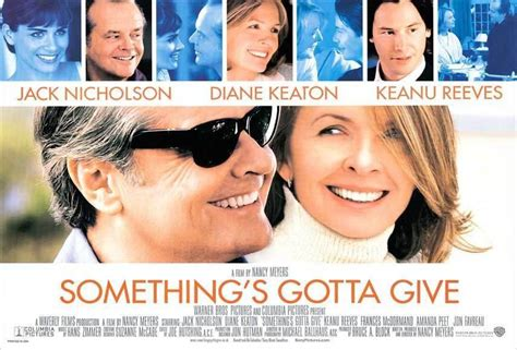 Somethings Gotta Give 2003 Review And Trailer by Image Gallery For Something S Gotta Give Filmaffinity