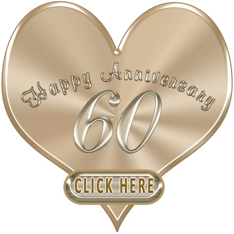 60th Wedding Anniversary by Personalized 60th Anniversary Gift For By