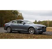2017 Volvo S90 Performance Review  The Car Connection