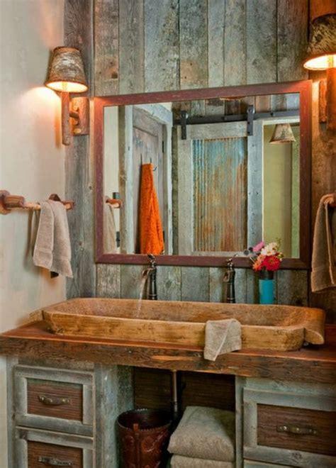Rustikale Badezimmer Entwurfs Ideen by Die Besten 17 Ideen Zu Waschbecken Auf