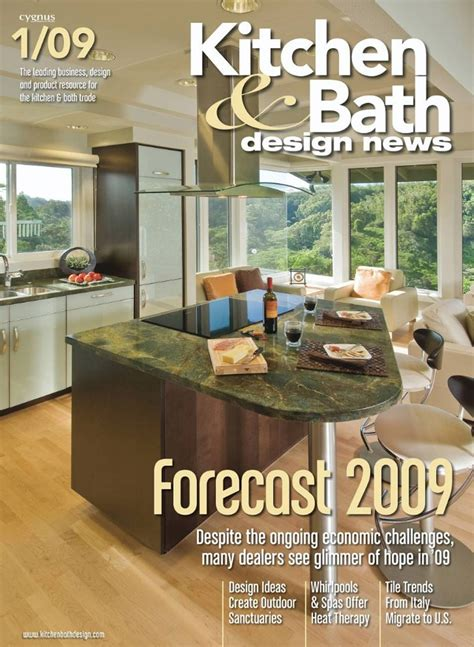 kitchen and bath ideas magazine free kitchen bath design news magazine the green