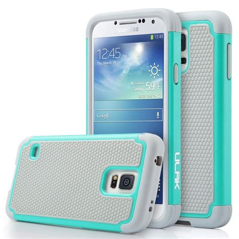 Robot Rugged Armor Samsung S5 I9600 Cover Rub Limited 2 galaxy s5 ulak rugged slim hybrid bumper