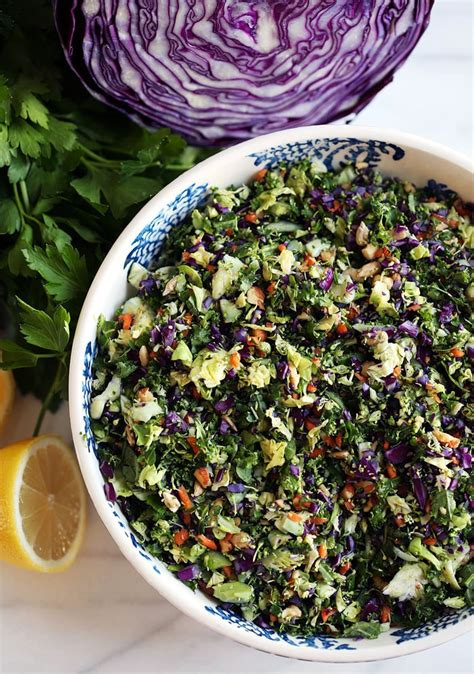 Cabbage Detox Salad Recipe by 15 Spectacular Salads
