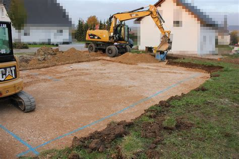 Kosten Erdarbeiten Bodenplatte by Erdarbeiten F 252 R Bodenplatte H 228 User Immobilien Bau