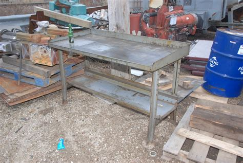 welding bench for sale steel welding work table bench with undershelf 60x28x34