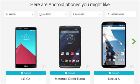 next android phone terrific new website helps you find the android phone of your dreams bgr
