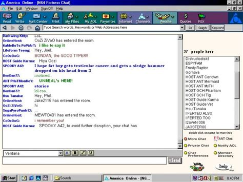 does aol still chat rooms news aol is still around has 405 million dollars to spend page 2 neogaf