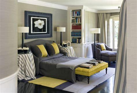 grey yellow and black bedroom gray and yellow bedroom theme decorating tips