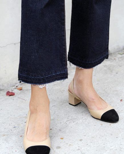 E Heels 958 1289 chanel http www setteroftrends currentlycoveting fashion wishlist cropped cuffed