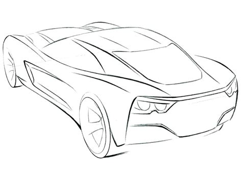 Fast Cars Coloring Pages by Vehicles Coloring Pages Fast Car Coloring Pages Fast Car