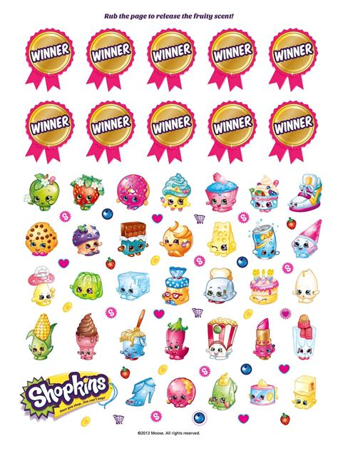 shopkins create and play small mart book by little bee