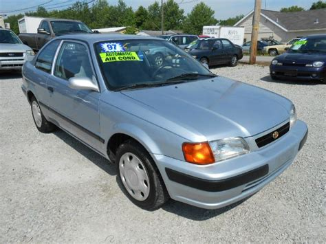 1997 toyota tercel super clean nice luxury details louisville ky 40214